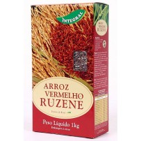 Arroz Vermelho Ruzene-1Kg