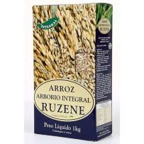 Arroz Arbório Integral Ruzene-1Kg
